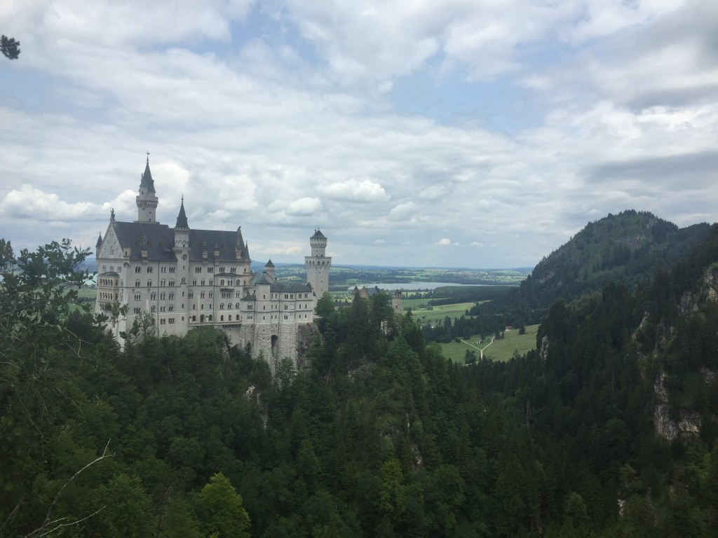 6. This castle is found in Germany. What is it called and who lived in it?