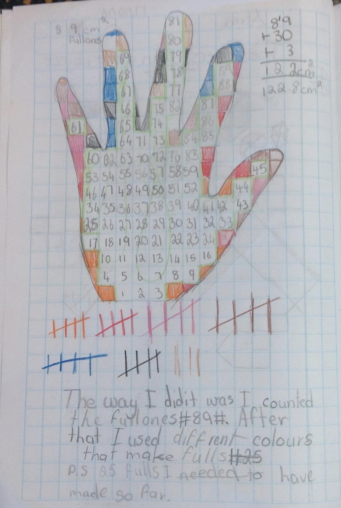 Area of regular and irregular shapes – Mrs Baldwin's Class Blog!